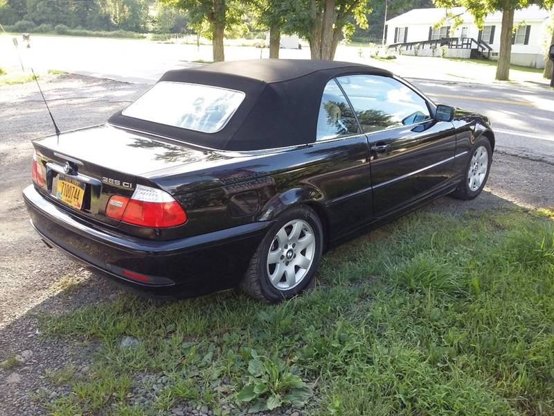 2006 BMW 3 Series 325Ci 2dr Convertible - Cooperstown NY