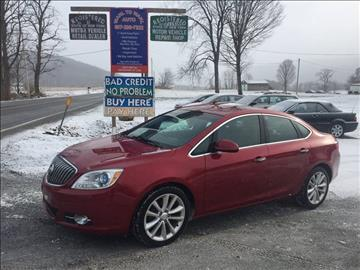 2012 Buick Verano for sale in Cooperstown, NY