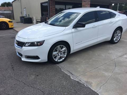 2015 Chevrolet Impala for sale in Ponca City, OK