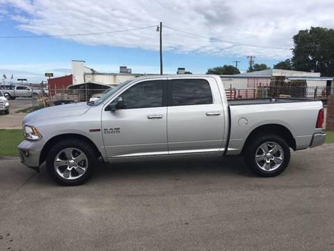 2015 RAM Ram Pickup 1500 for sale in Ponca City, OK