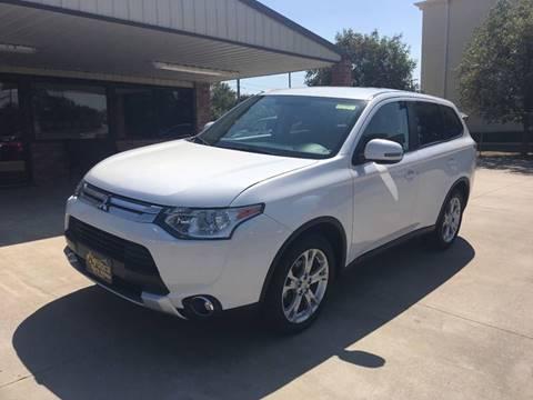 2015 Mitsubishi Outlander for sale in Ponca City, OK