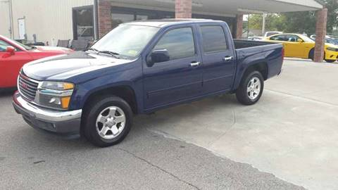 2012 GMC Canyon for sale in Ponca City, OK