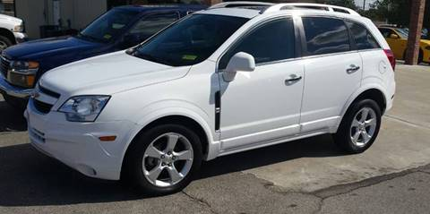 2014 Chevrolet Captiva Sport for sale in Ponca City, OK