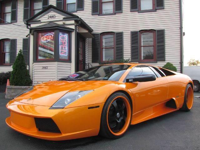 2003 Lamborghini Murcielago for sale at Mancini Motors in Norristown PA