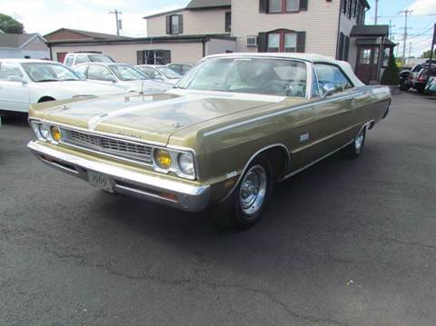 1969 Plymouth Fury for sale at Mancini Motors in Norristown PA