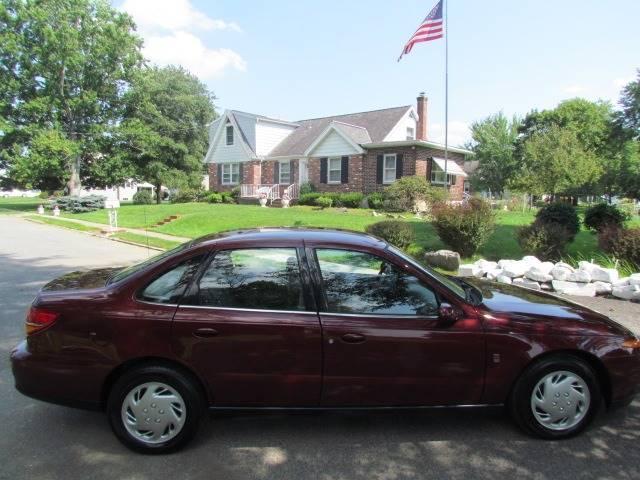 2002 Saturn L Series L200 4dr Sedan In Norristown Pa Mancini Motors