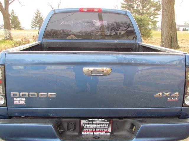 2003 Dodge Ram Pickup 1500 SLT (image 7)