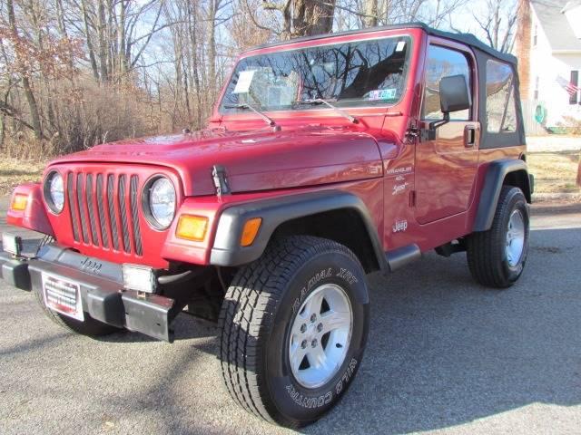 1999 Jeep Wrangler Sport (image 10)