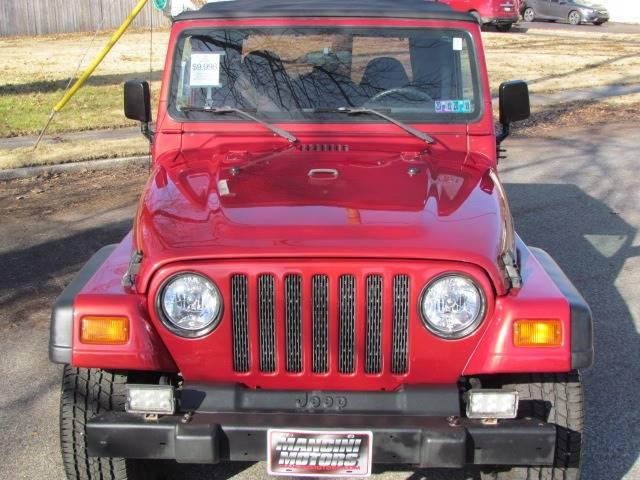 1999 Jeep Wrangler Sport (image 3)