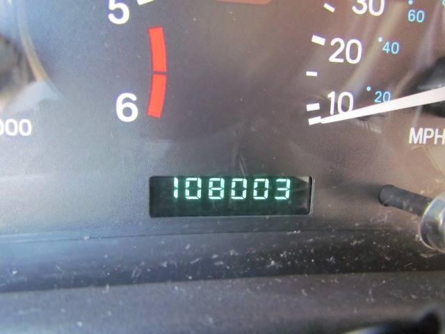 1999 Jeep Wrangler Sport (image 13)