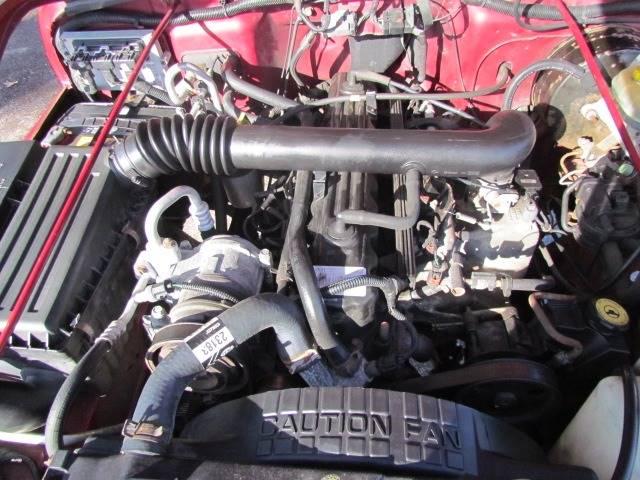 1999 Jeep Wrangler Sport (image 23)