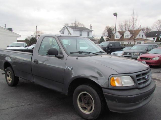 2002 Ford F-150 XL (image 4)