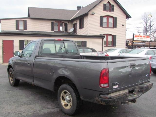 2002 Ford F-150 XL (image 8)