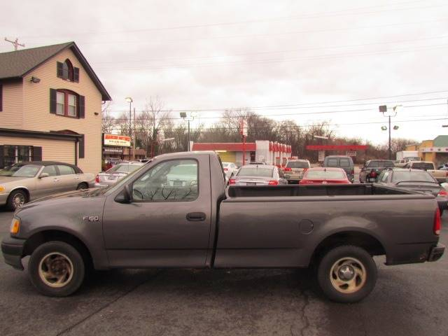 2002 Ford F-150 XL (image 9)