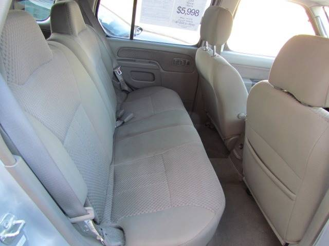 2004 Nissan Xterra XE (image 23)