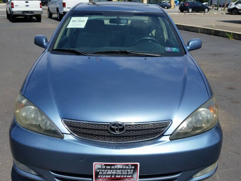 2002 toyota camry le 4dr sedan in norristown pa mancini motors 2002 toyota camry le 4dr sedan in