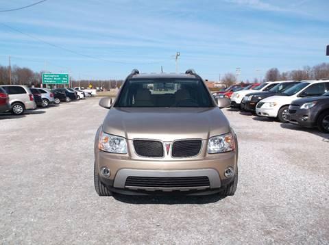 2007 Pontiac Torrent