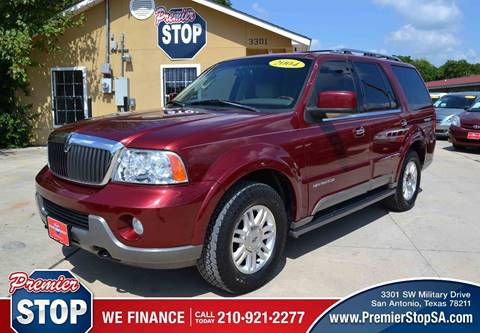 2004 Lincoln Navigator for sale in San Antonio, TX