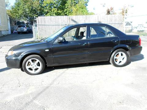 2003 Mazda Protege for sale in New Bedford, MA