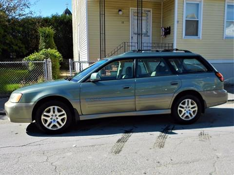 2003 Subaru Outback for sale in New Bedford, MA