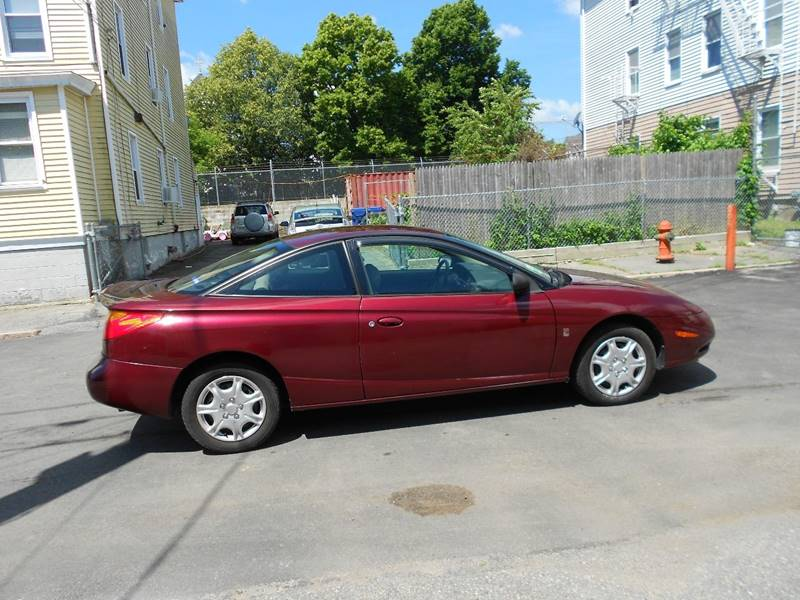 2002 Saturn S Series Sc2 3dr Coupe In New Bedford Ma 5 Star Auto