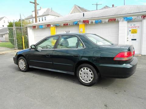 2001 Honda Accord For Sale In New Bedford, MA