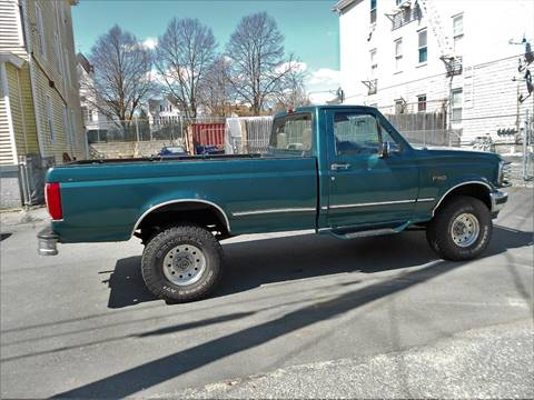 1996 Ford F-150 for sale in New Bedford, MA