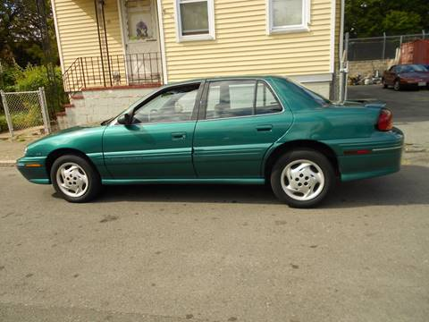 1996 Pontiac Grand Am for sale in New Bedford, MA
