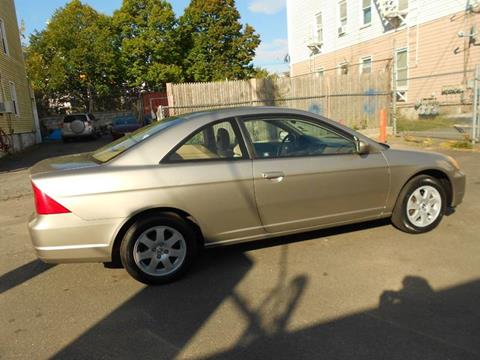 2003 Honda Civic for sale in New Bedford, MA