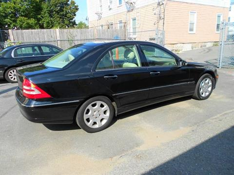2005 Mercedes-Benz C-Class for sale in New Bedford, MA