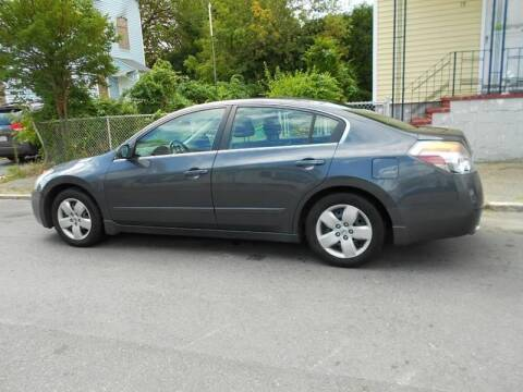 2007 Nissan Altima for sale at 5 Star Auto Sales & Service Inc in New Bedford MA