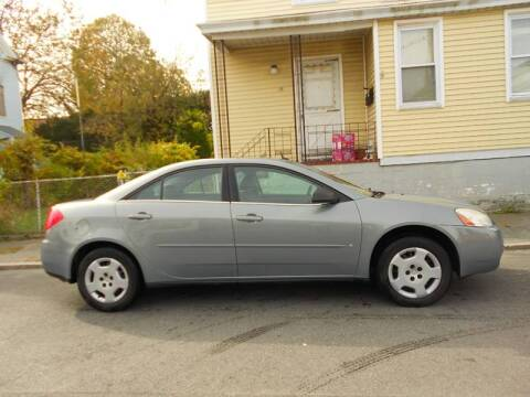 2008 Pontiac G6 for sale at 5 Star Auto Sales & Service Inc in New Bedford MA