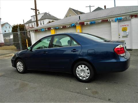 2005 Toyota Camry for sale at 5 Star Auto Sales & Service Inc in New Bedford MA