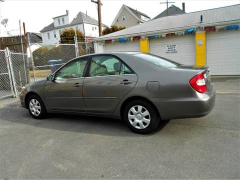 2003 Toyota Camry for sale at 5 Star Auto Sales & Service Inc in New Bedford MA