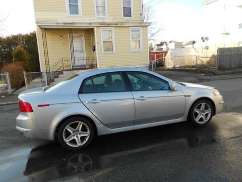 2004 Acura TL for sale at 5 Star Auto Sales & Service Inc in New Bedford MA