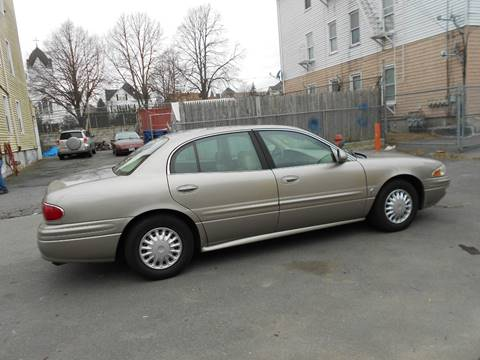 2004 Buick LeSabre for sale at 5 Star Auto Sales & Service Inc in New Bedford MA