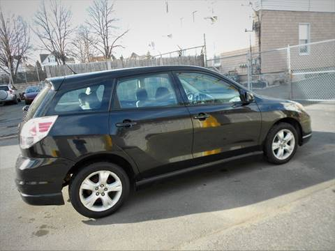 2005 Toyota Matrix for sale at 5 Star Auto Sales & Service Inc in New Bedford MA