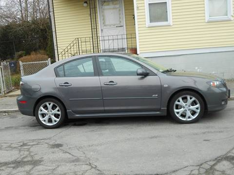 2007 Mazda MAZDA3 for sale in New Bedford, MA
