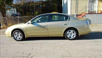 2004 Nissan Altima for sale in New Bedford, MA