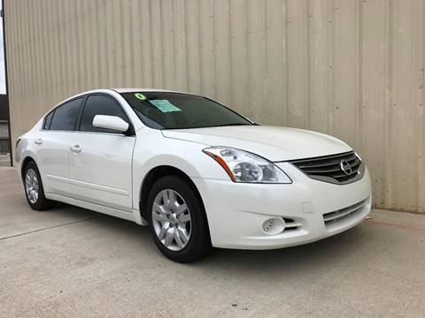 2010 Nissan Altima for sale in Houston, TX