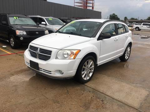 2011 Dodge Caliber for sale in Houston, TX