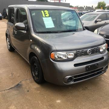 2013 Nissan cube for sale in Houston, TX