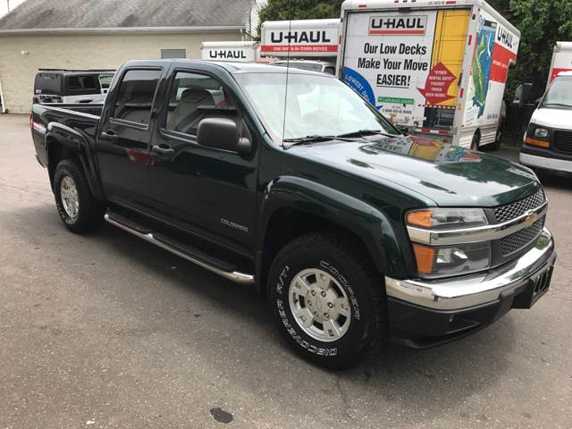 2005 Chevrolet Colorado 4dr Crew Cab Z71 LS 4WD SB - East Haven CT