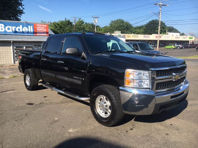 2009 Chevrolet Silverado 2500HD 4x4 LT 4dr Crew Cab SB - East Haven CT