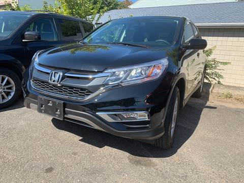 2016 Honda CR-V for sale in East Haven, CT