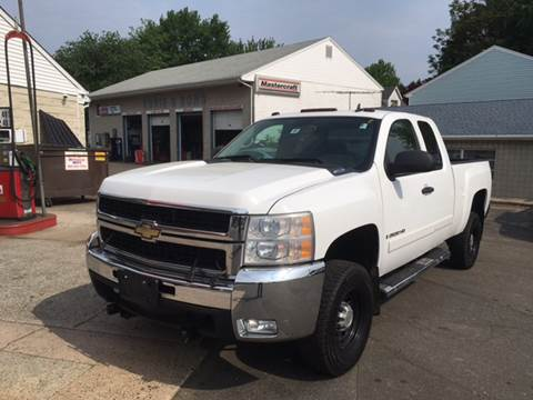 2007 Chevrolet Silverado 2500HD for sale in East Haven, CT