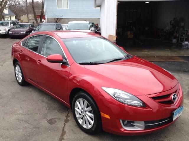 2012 Mazda MAZDA6 i Touring 4dr Sedan - East Haven CT