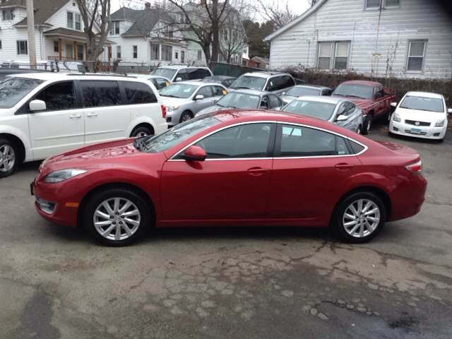 2012 Mazda MAZDA6 i Touring 4dr Sedan - East Haven CT