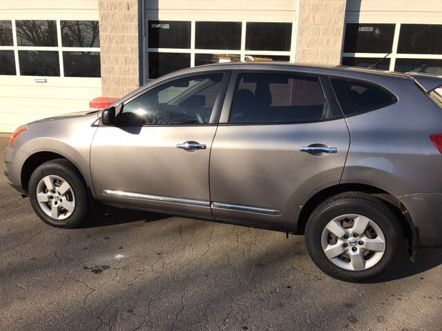 2011 Nissan Rogue AWD S 4dr Crossover - East Haven CT