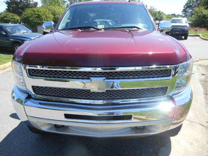 2013 Chevrolet Silverado 1500 4x4 LT 4dr Crew Cab 5.8 ft. SB - Fredericksburg VA